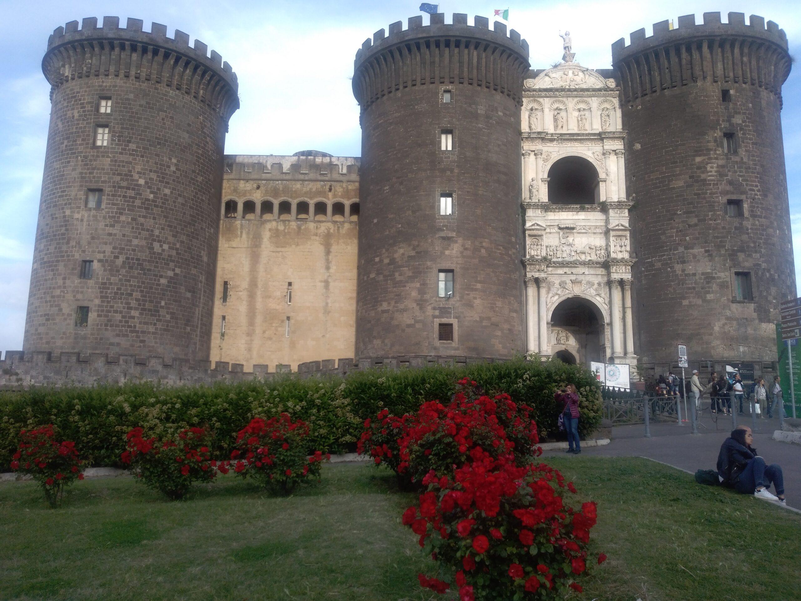 Neapol, láska na druhý pohľad