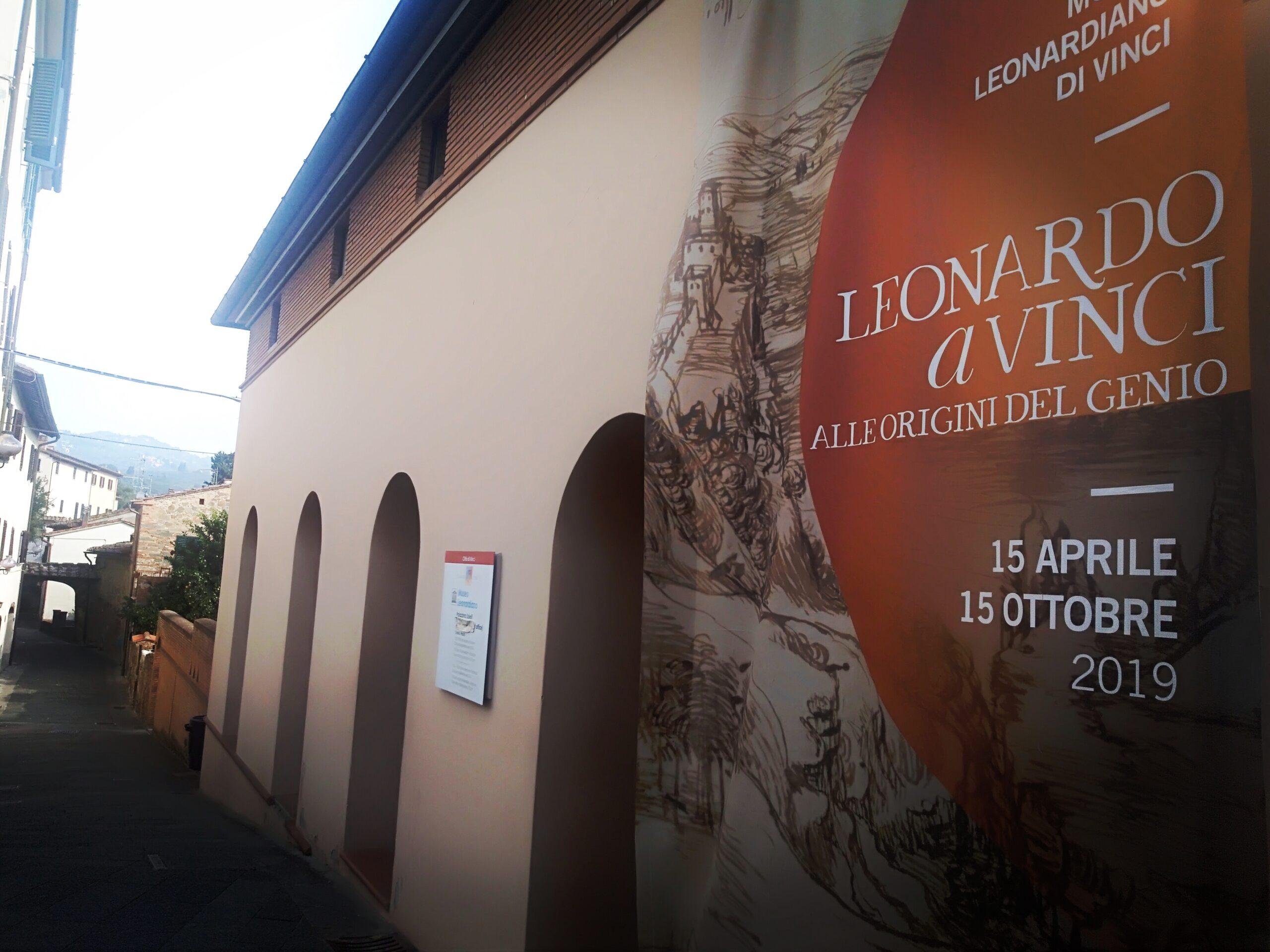 Po stopách Leonarda da Vinciho